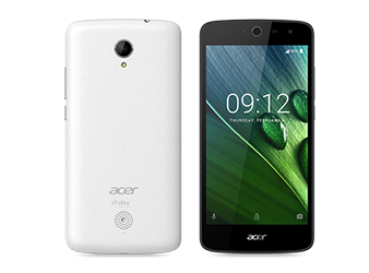 Acer smartphone Liquid Zest White preview